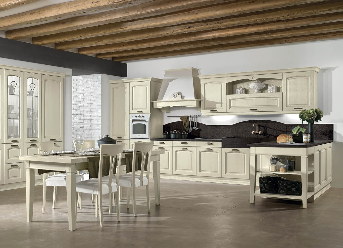 Cucina classica e raffinata emma arredo3 for Aurelia arredamenti