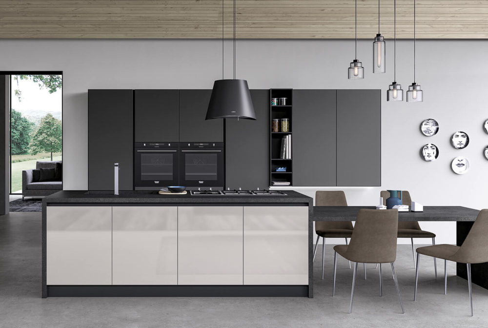 Cucine moderne - Glass