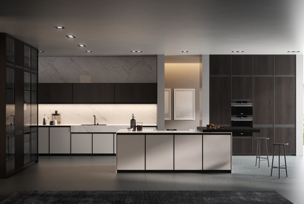 Cucine moderne, contemporanee e di design Made in Italy | Arredo3