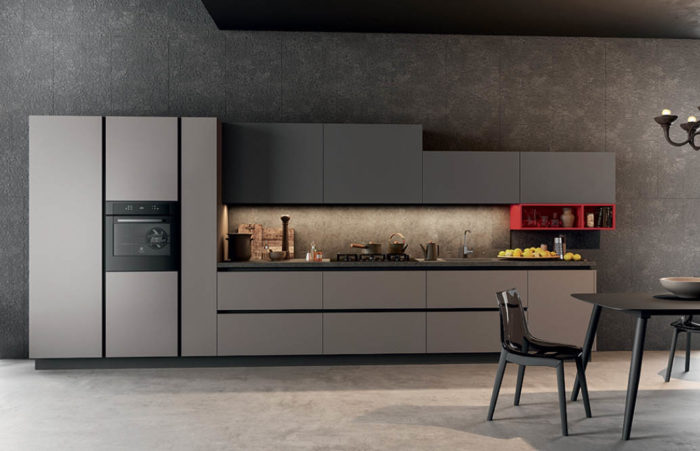 Furnishing a small kitchen: some tips for you | Arredo3