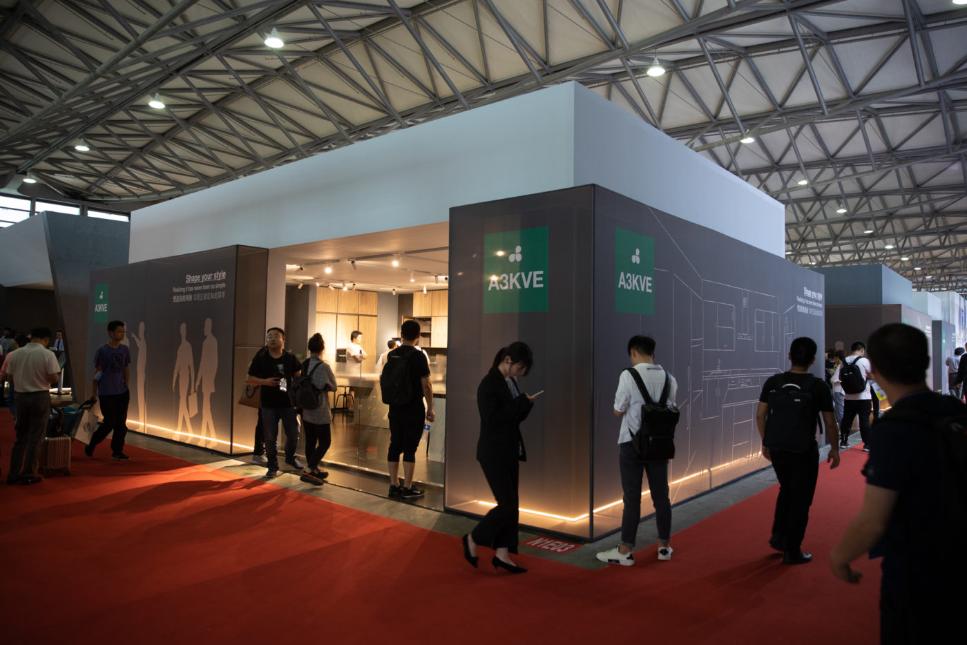 Grande successo per Arredo3 al Kitchen & Bath 2019 China