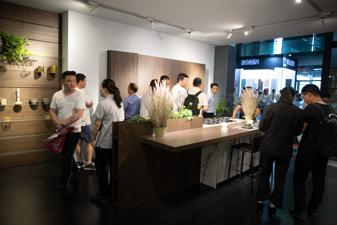 Grande successo per Arredo3 al Kitchen & Bath 2019 China - 3