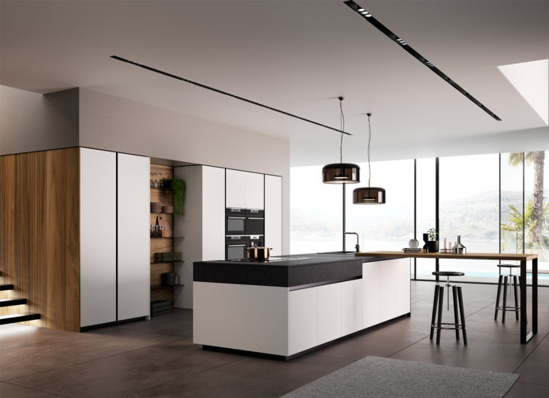 Dettaglio Cucina 1 - Glass 2.0 - Arredo3