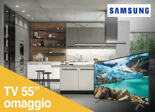 TV Samsung 55″ OMAGGIO