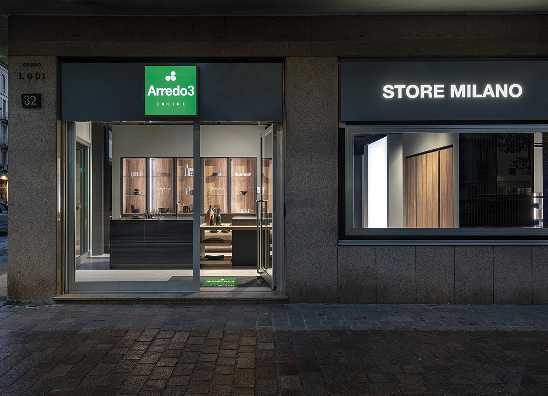 Arredo3 Store Milano – Corso Lodi